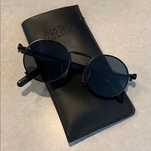 Jean Paul Gaultier Accessories - Vintage Jean Paul Gaultier Round Sunglasses